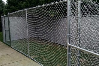 Chain link fence contractors Tampa