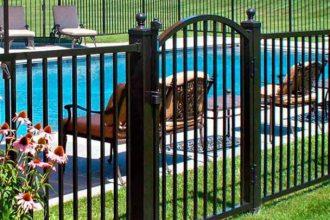 Tampa aluminum fences